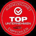 FABC_Aufkleber _ Top Unternehmen Firmen