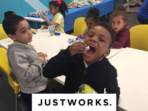 Game Night in Harlem just works for Justworks!!
