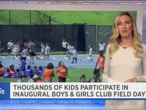 Over 3,000 Youth Take Over Randall's Island forField Day