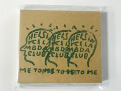 ファーストアルバム『ME to ME』会場限定DIYパッケージ仕様をTHISTIME Recordsにて取り扱い開始!