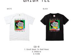 """GNIBN TEE""取り扱い店募集!"