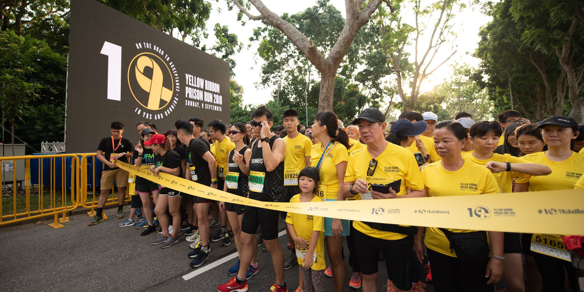 Yellow Ribbon Prison Run 2018