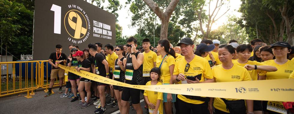 Yellow Ribbon Prison Run 2018