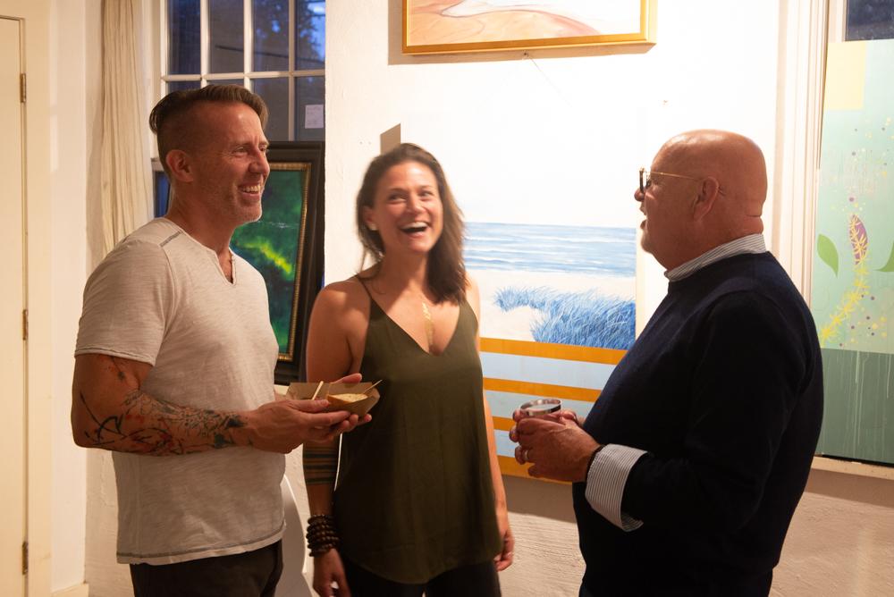 Bruce, Victoria, & Patrick