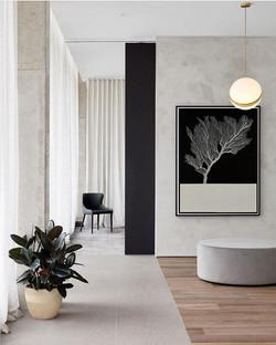 Black & White sophistication.