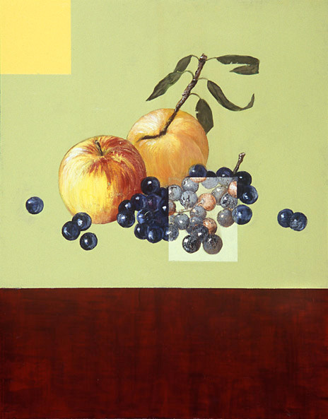 Still life painting by Kazaan Viveiros