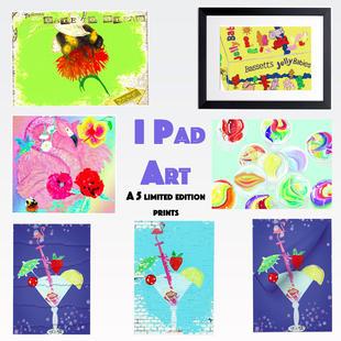 I Pad Art