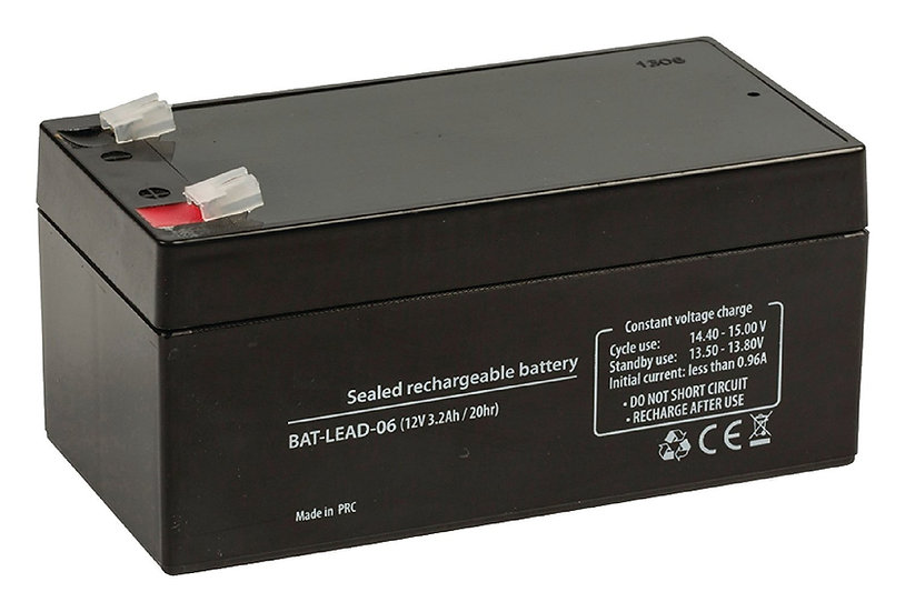 Battery 12V 1.3A