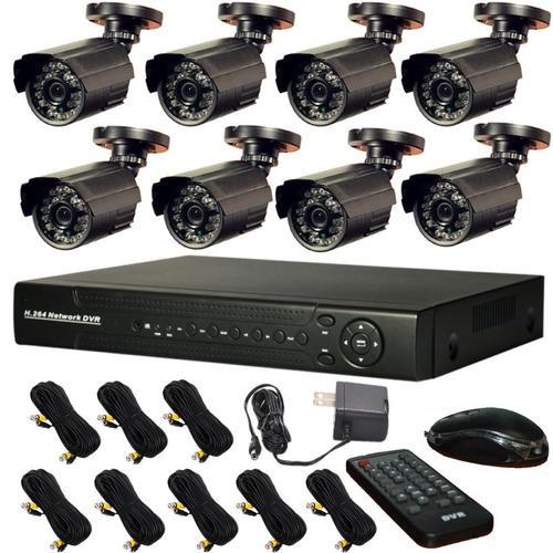 AHD CCTV 8 Channel kit
