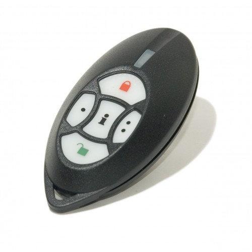 Remote paradox 5 button