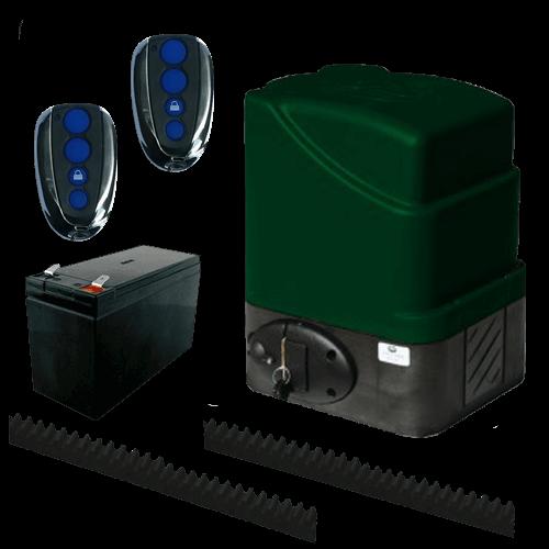 Gate Motor DTS kit battery backup 500kg