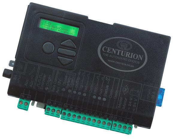 Centurion D10 PC board
