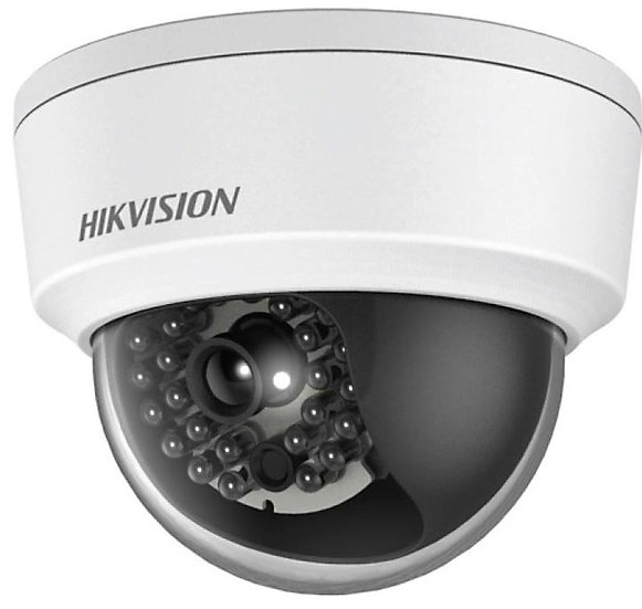 Hikvision 720p Dome camera 2.8mm