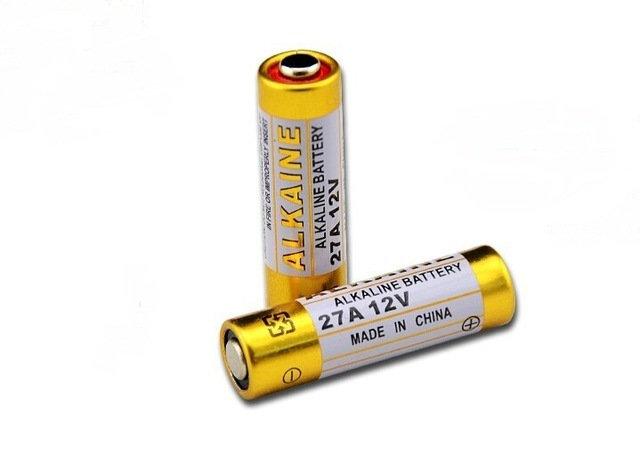 Battery 12V 27A for remotes