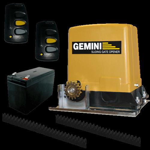 Gemini Gate motor kit 500kg