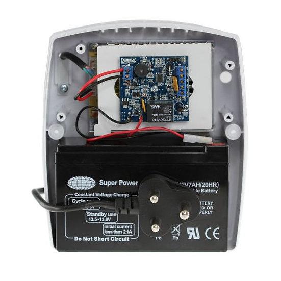 Sherlo battery back up power supply