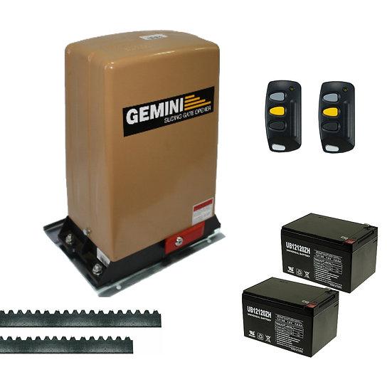 Gemini 1 Ton 1000kg Gate Motor Kit