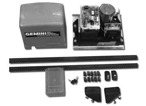 Gemini Gate motor kit 600kg