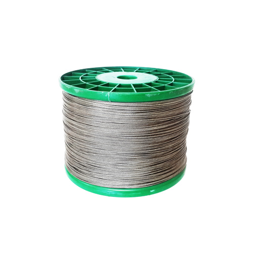 Stainless steel cable electric fence 800 meter
