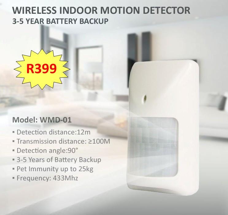 Wireless inside passives