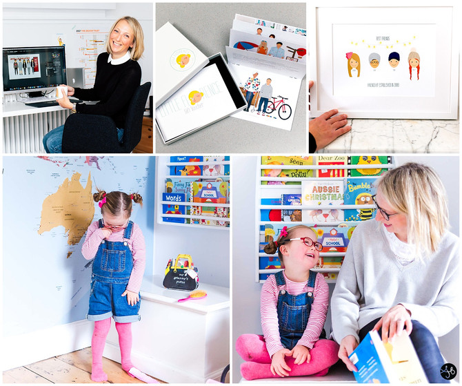 A Personal Branding Session with Little Florence