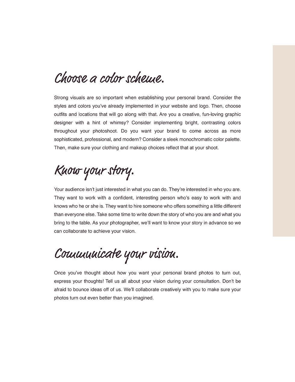 Personal Brand Magazine Vol 2 Page 13.jp