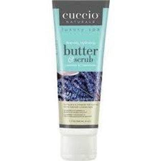 Cuccio Butter & Scrub - Lavender & Chamomile