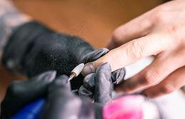 Removal of False Nails