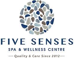 IconFiveSensesSpa&WellnessCentre+Tagline