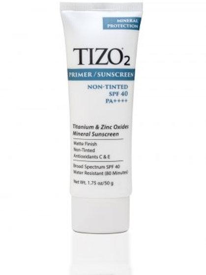 TIZO Sunscreen SPF 40 Non-Tinted