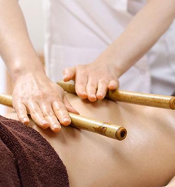RMT Heated Bamboo Massage