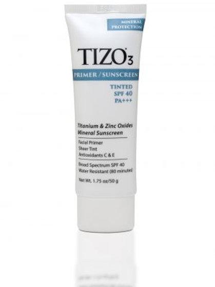 TIZO Sunscreen SPF 40 Tinted