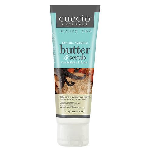 Cuccio Butter & Scrub - Vanilla Bean & Sugar