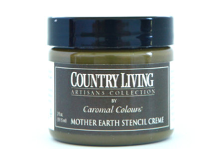 Mother Earth Stencil Creme