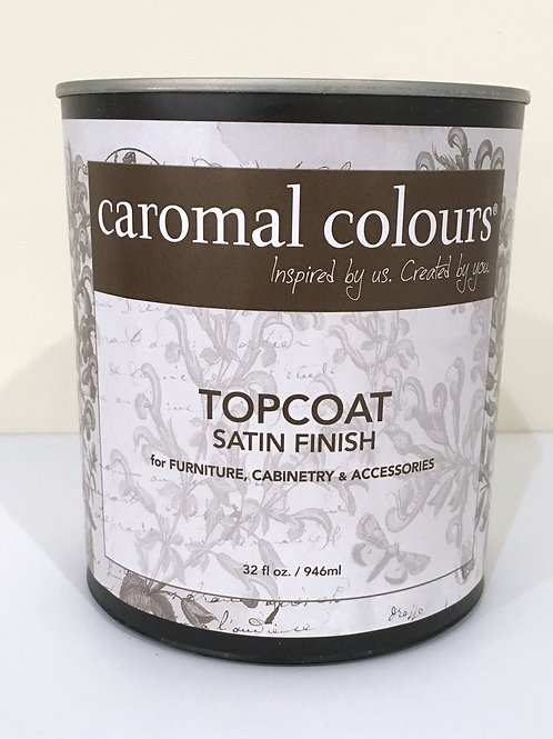 Caromal Colours Topcoat