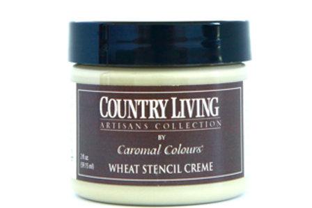 Wheat Stencil Creme
