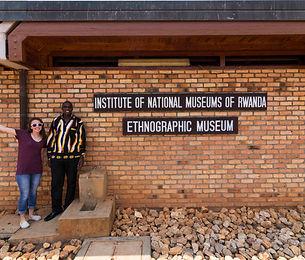 Rwanda Ethnographic Museum in Huye