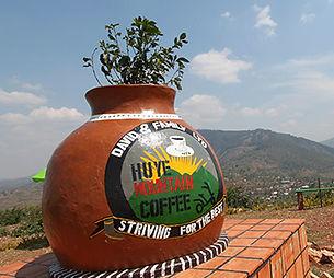 Huye Mountain Coffee has the best coffee in the Southern Province of Rwanda