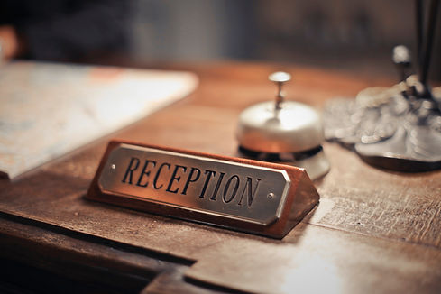 selective-focus-photo-of-reception-signa