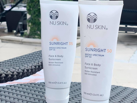 Favorite Skincare for Vacay