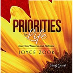 Priorities by Joyce Zook