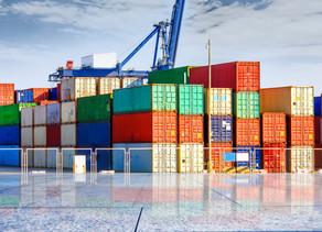 Balança comercial em Santa Catarina: março de 2020