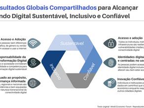 Fórum Econômico Mundial utiliza Plataforma para entender o futuro da economia digital e da sociedade
