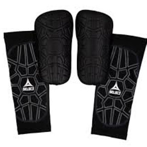 SELECT Super Safe Shin Guards with Sleeves
