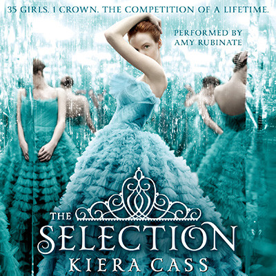 the-selection-kiera-cass-audio-book-stor