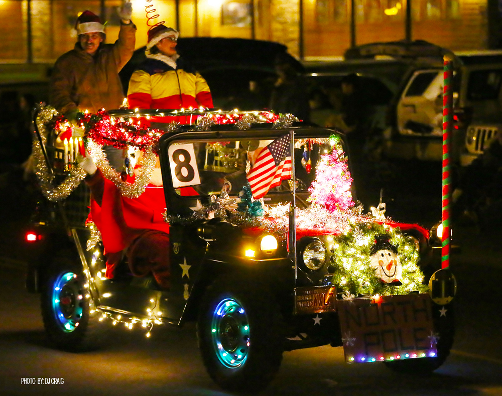 Payson Electric Light Parade