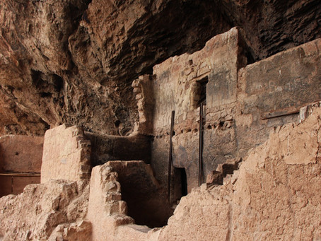 Tonto National Monument - The Wild West
