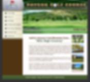 Razor Thin Media - Payson Golf Course Web Design