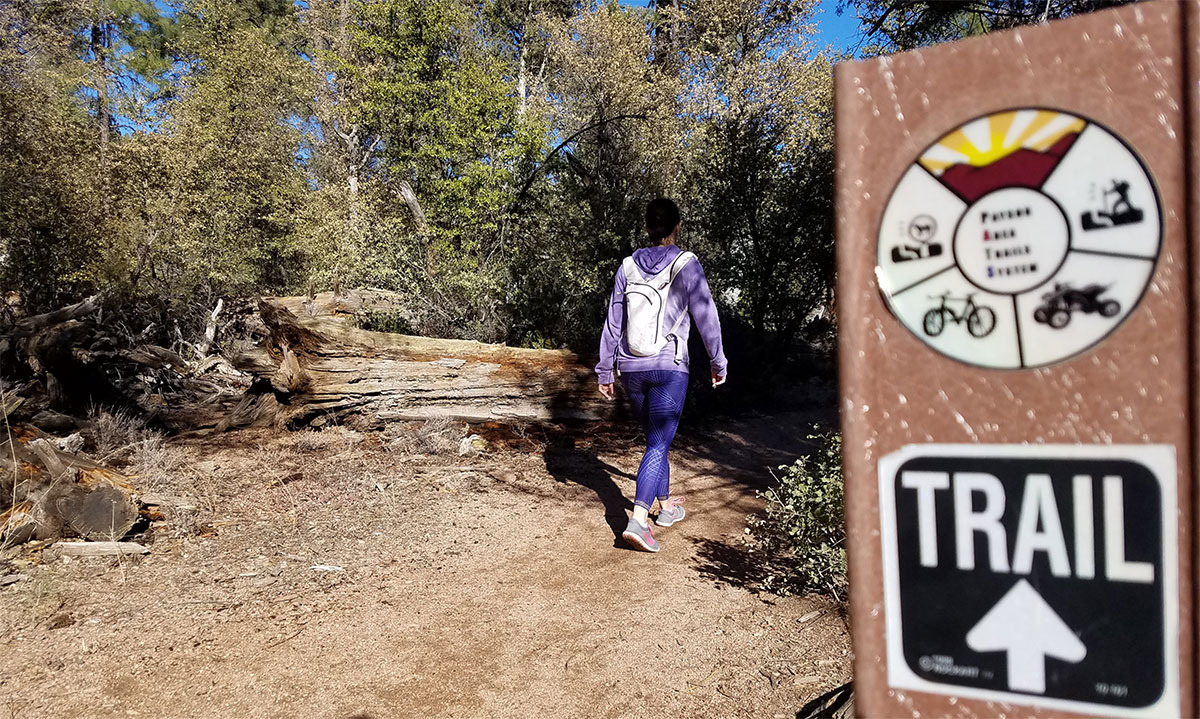 Payson Area Trails System