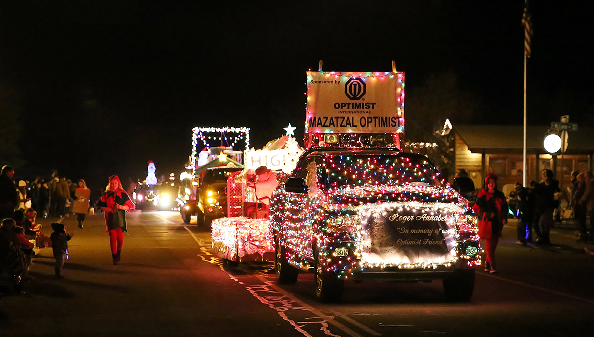 Main Street Electric Light Parade